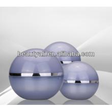 50ml Пластиковый PP косметический крем Jar