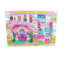 Novo jogo de brinquedo da casa de boneca de brinquedo jogo