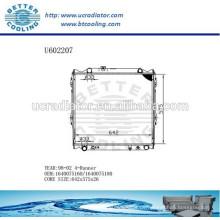 Kühler für TOYOTA 4-RUNNER 1640075160/1640075180 98-02 Hersteller und Direktverkauf