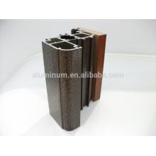 aluminium wooden window frame