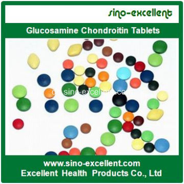 Glucosamin Chondroitin Tablette