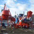 Small Mobile Asphalt Plant