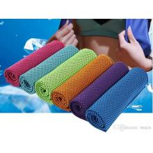 Mikrofaser-Veloursleder-Handtuch Quick Dry Travel / Gym Towels