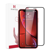 Vetro temperato KANTOU 3D HD per iPhone XR