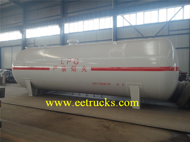 25 TON Liquid Ammonia Storage Tanks