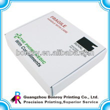 customized white cardboard box, Corrugated Carton Box