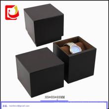 Fournisseur de paquet de montre de montre de boîte de montre rigide personnalisée