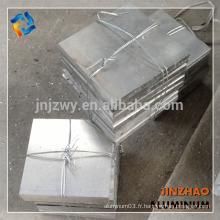 Fabriqué en Chine 7075 en alliage d'aluminium