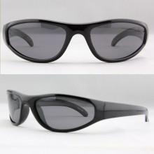 Homens melhores óculos de sol de esportes polarizados (91045)