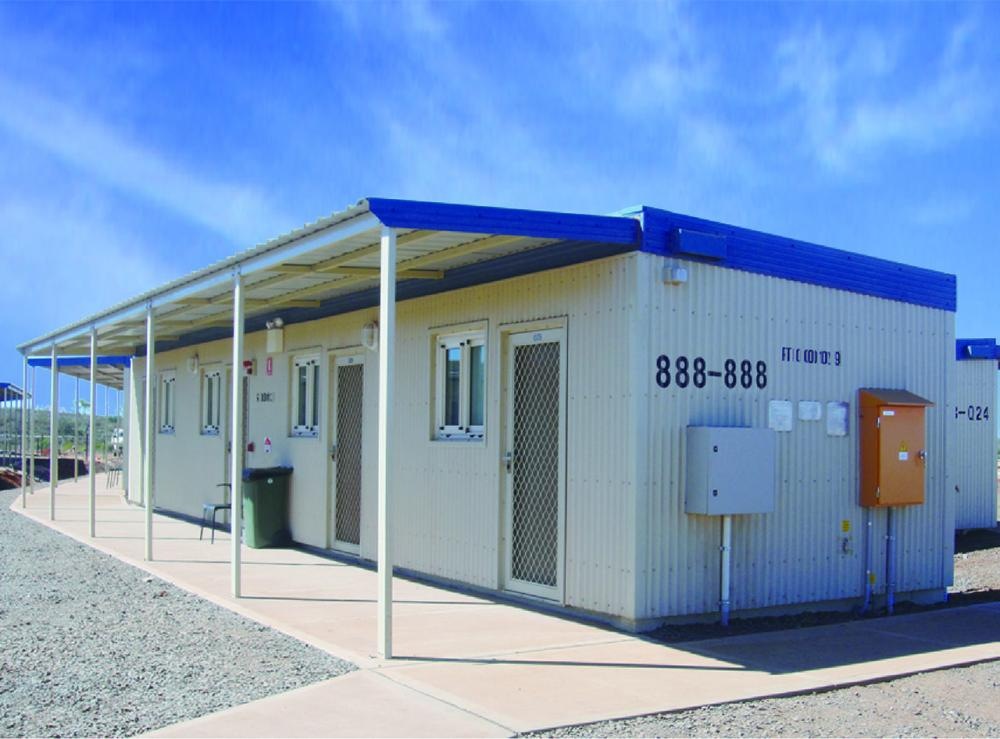 Prefab Modular Container Home