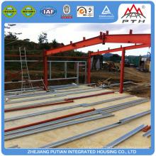 Bâtiment de construction en acier personnalisé et commercial le plus vendu