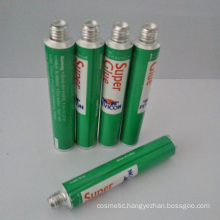 Aluminum Collapsible Tube for Super Glue