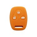 Honda embossed silicon car key case cover