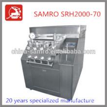 homogeneizador de alta presión