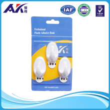 Removable Rubber Adhesive Plastic Sticky Hook