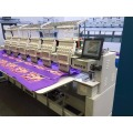 Multi Heads Embroidery Machine/ Industrial Embroidery Machine