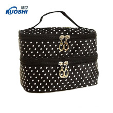 Makeup bag professional with compartment custom logo