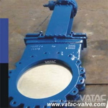 Gearbox Full Lug Knife Gate Valve