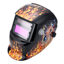 Casco de soldadura de seguridad colorido con Sts2filter