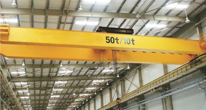 New Type Double Girder Overhead Crane
