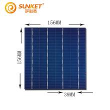 High Efficiency Perc Mono Poly Solar Cells