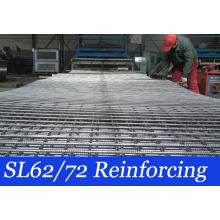 SL62/SL72 Reinforcing Square Steel Mesh