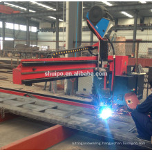 high quality competitive price Automatic dumper panel welding machine/automatic CNC tipper panel welding machinery