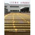 Yangzhou TIANXIANG 3-12 m de acero redondo poste de luz de la calle precio