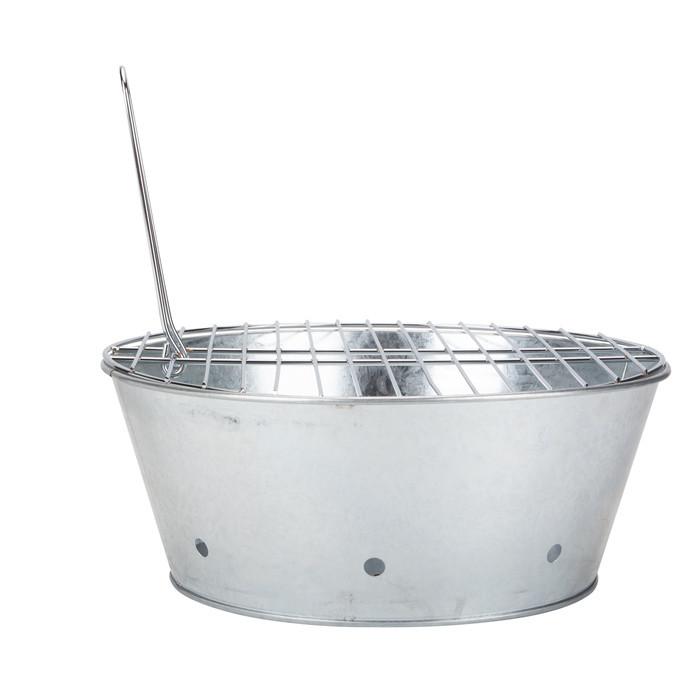 Galvanized Gill Inner Bucket