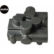 Shell Mold Grey, Ductile Iron Sand Casting for Valve Body