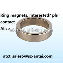 Ringmagnete, Magnetring