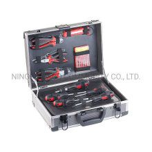 Hot Sale Tool Set in Aluminum Reinforced Tool Case Hand Tool