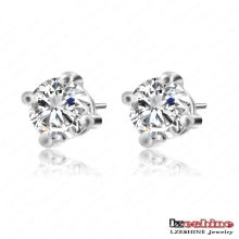 5*5mm Tiny Round Stud Earrings Cheap (CER0071-B)