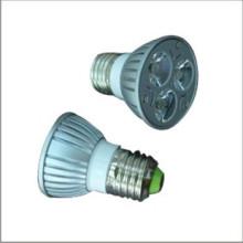 Производство фарфора MR16 GU10 привело 3W 100LM прожектор