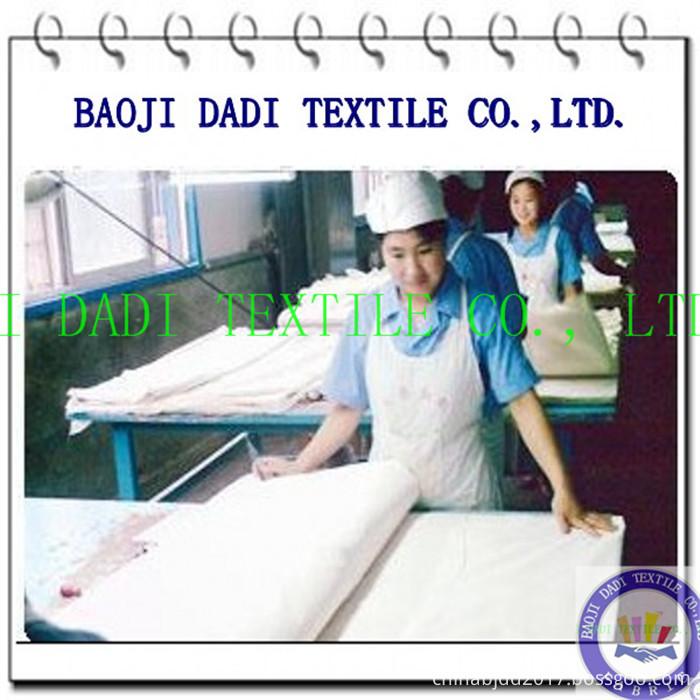 woven poplin polyester/cotton