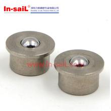 Espingas de mola esférica de aço inoxidável