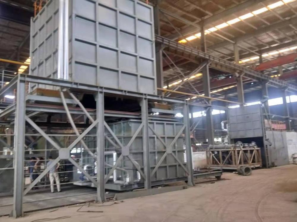 High Quality Aluminum Melting Furnace