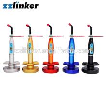 LK-G29 Máquina de cura dental sem fio colorida com preço mais baixo