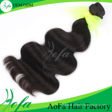 Loose Wave 100% Natural Brazilian Virgin Human Hairpieces