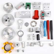 Custom Made Anodized Aluminium Auto Parts Dongguan Cheap CNC Aluminum Machining Product CNC Service Milling Machine Parts
