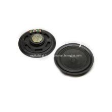 FBF50-4P 50mm 50 ohm 0.25W haut-parleur de cône de papier