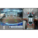 High Definition 360 Degrees Car Camera System Birdview For Security