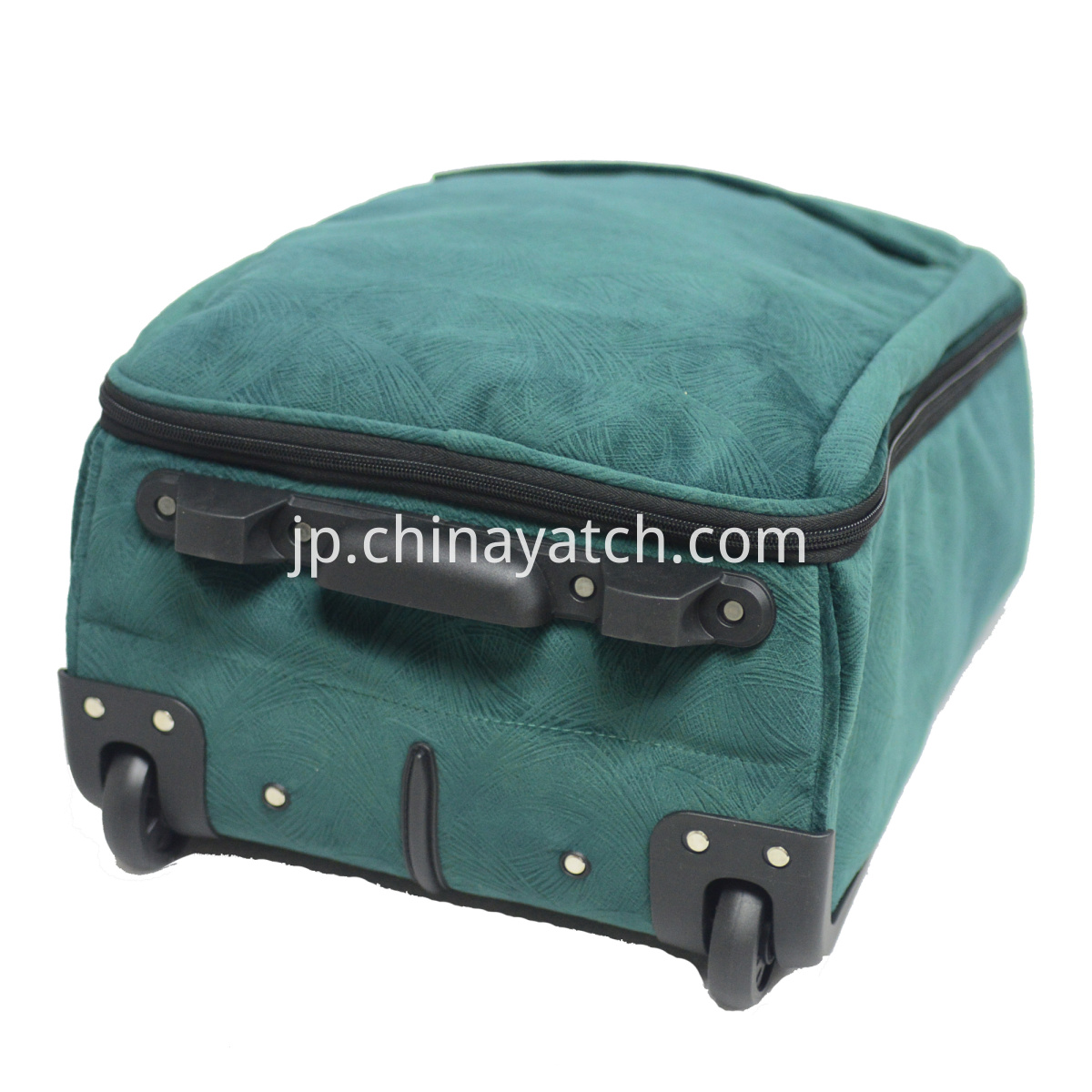 collapsible wheeled bag