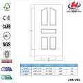 Five Panels Veneer Door Skin