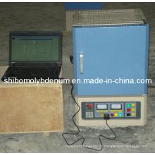Four à moufle de chambre de laboratoire de boîte-1700 avec le système de contrôle de la température