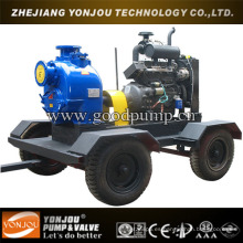 Bomba del motor diesel del agua auto-cebadora