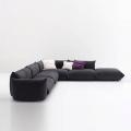 Marenco 5 seater Corner Upholstered Fabric Sofa