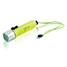 F97 Leistungsstarke hellste Ipx8 wasserdichte Tauch-LED Taschenlampe