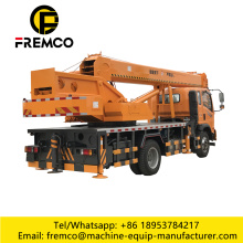 Hydraulic Mobile Crane 16 Ton Rough-Terrain Crane