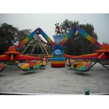 45 conjuntos de equipamentos de diversão - Three Star Spinner